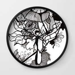 Lost track of time... Wall Clock
