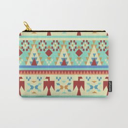 American Native Pattern No. 118 Carry-All Pouch