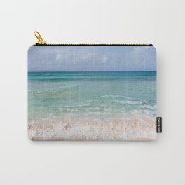 Beachin' on Barbados Carry-All Pouch