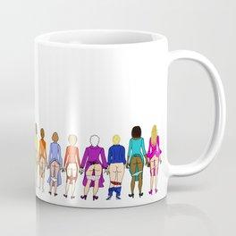 First Lady Butts Coffee Mug