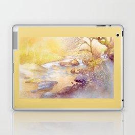 Golden Reflections Laptop & iPad Skin