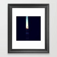 LA Morning Framed Art Print