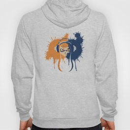 Splatoon: Squid Girl Splash Jam Hoody