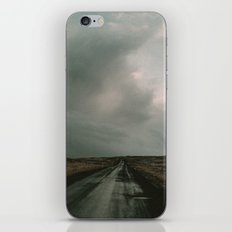 Miles to Go x Iceland Road iPhone Skin