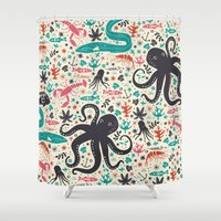 read Shower Curtains featuring Sea Patrol by Anna Deegan