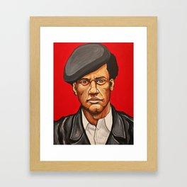 """Huey Newton """"Revolutionary"""" Framed Art Print"""