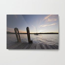 Cottage Feelings. Metal Print