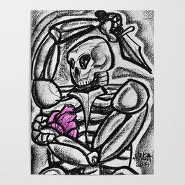 Heart & Dagger Poster