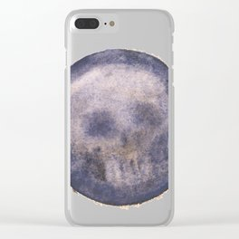 The Skull Inside of Us Clear iPhone Case