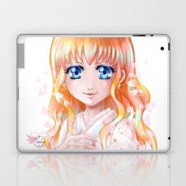 Hana floraison Laptop & iPad Skin