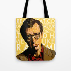 Woody Allen - Annie Hall I Tote Bag