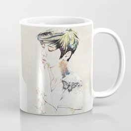 Tian Mi Mi Coffee Mug