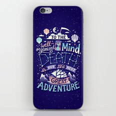 Great Adventure iPhone Skin