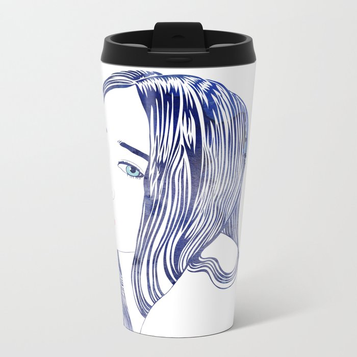 Nereid Metal Travel Mug