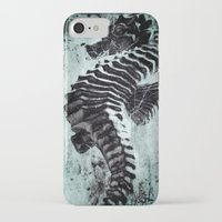 sea horse iPhone & iPod Cases featuring Sea Horse by Bella Blue Photography