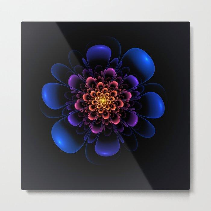 Dark Beauty Metal Print