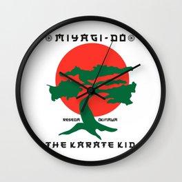 MIYAGI DO Wall Clock