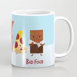 Bad Food Coffee Mug