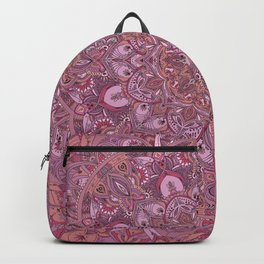 Secret Garden Magenta Backpack