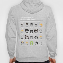 The Evolution Of Hip-Hop Hairstyles Hoody