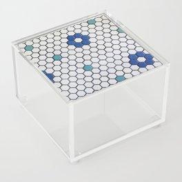 Historic Hexagons Acrylic Box