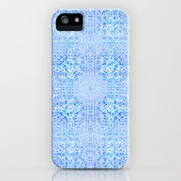 Brian's Bubbliscious Pattern iPhone Case
