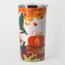 The Autumn Tea Travel Mug
