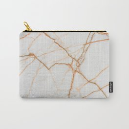 Golden marble Carry-All Pouch