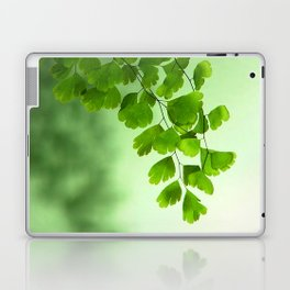 Green is the Colour Laptop & iPad Skin