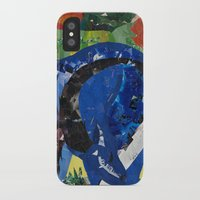 marc iPhone & iPod Cases featuring franz marc tribute by zantelier