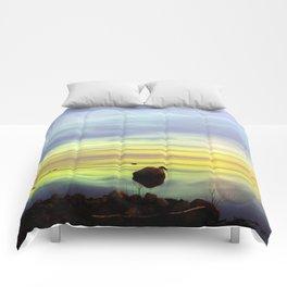 night light bright Comforters