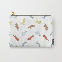 Dog Party Pattern Carry-All Pouch