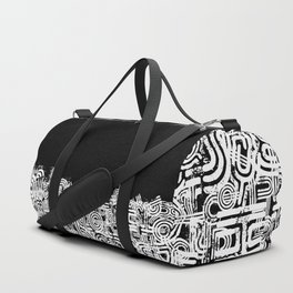 Disorganized Speech #4 Duffle Bag
