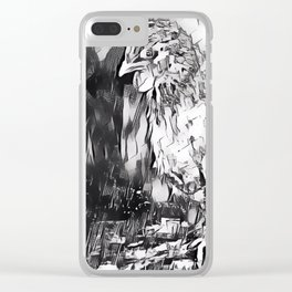 Chickens Clear iPhone Case