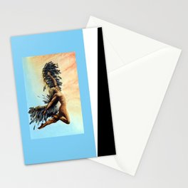 Season of the Legend - Icarus Descending Stationery Cards