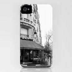 Parisian Cafe iPhone (4, 4s) Slim Case