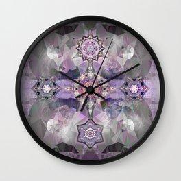 Surrealist Celebration Wall Clock