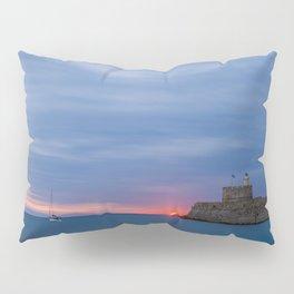 Rhodes Greece Pillow Sham