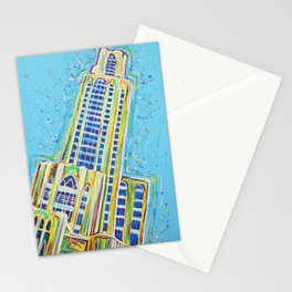 Cathedral of Learning Stationery Cards