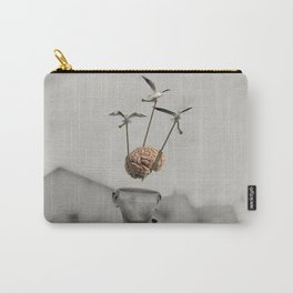 Floating Mind Carry-All Pouch