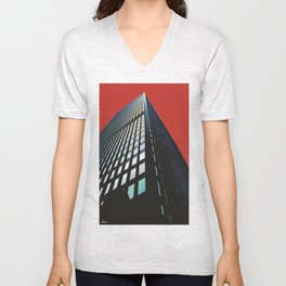 ...top floor the view alone will leave you breathless! Unisex V-Neck