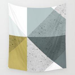 Modern Geometric 16 Wall Tapestry