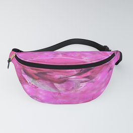 Pink Orchid Flower Dreams Fanny Pack
