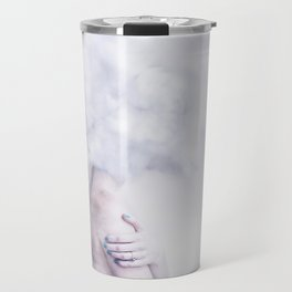 Clouded Thoughts Travel Mug