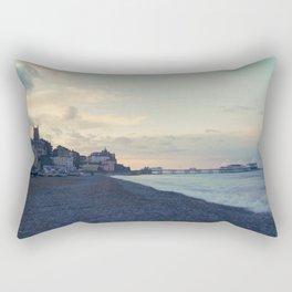 Cromer at dusk Rectangular Pillow