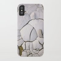ghost in the shell iPhone & iPod Cases featuring Shell by CrookedHeart