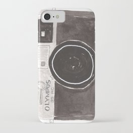 My Camera, Your Camera iPhone Case