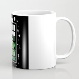 Energy Saving Mode Lazy Coffee Mug