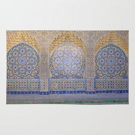 Moroccan Mosaics Rug