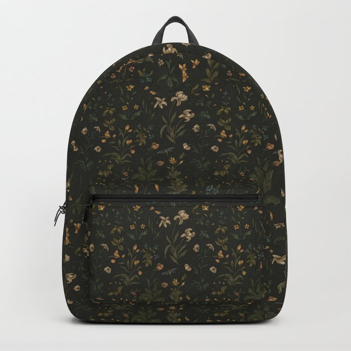 Old World Florals Rucksack